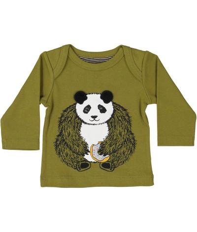 T-Shirt bébé Panda Donuts