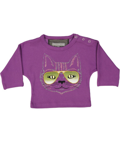 Baby T-Shirt Cat's Eyes