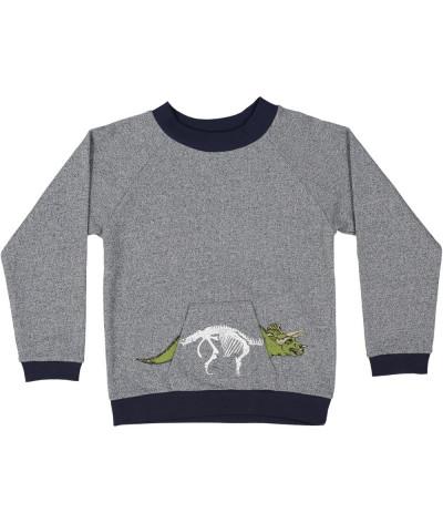 Sweat Shirt Triceratops