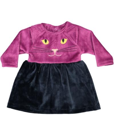 Robe bébé Cat