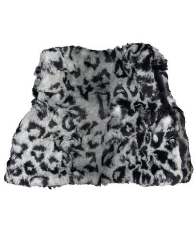 Gilet sans manche bébé Leopard
