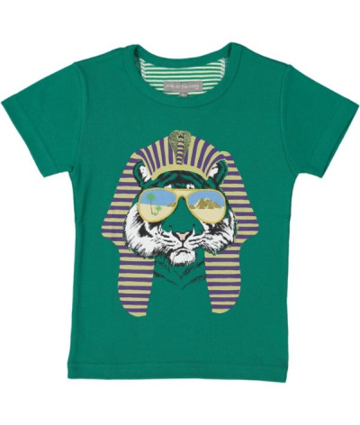 T-Shirt Tiger Sphinx Basil