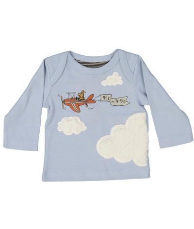 T-Shirt bébé Cloudy