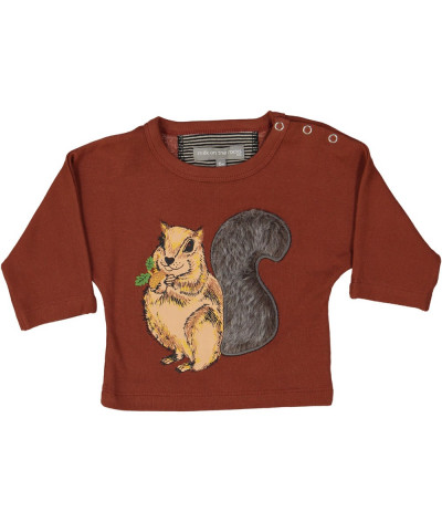 Baby T-Shirt Squirrel