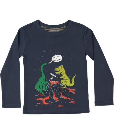 T-Shirt Dino Camp Dusk