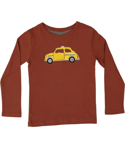 T-Shirt Taxi Sienna