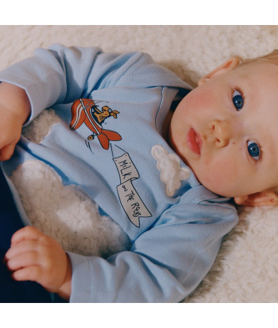 Baby T-Shirt Cloudy