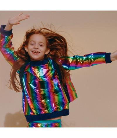 Sweat Shirt Rainbow