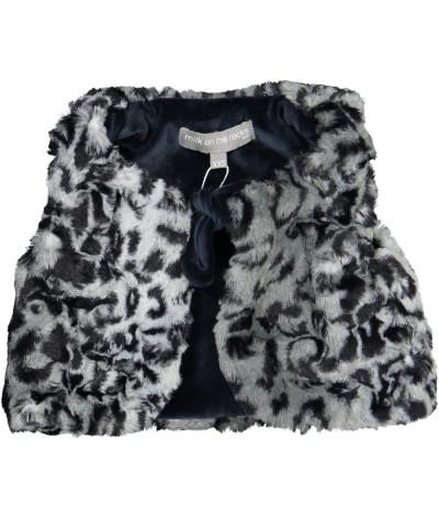 Baby Vest Leopard