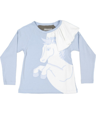 Girl T-Shirt Pegasus