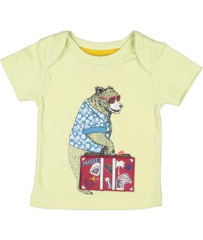 T-Shirt bébé Bon Voyage