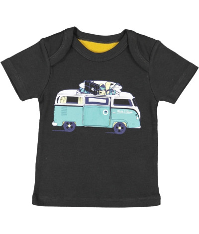 Baby T-Shirt Holiday Van