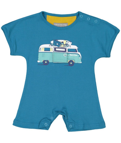 Bodyshort Holiday Van