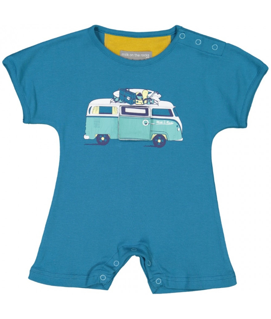 Bodyshort Holiday Van