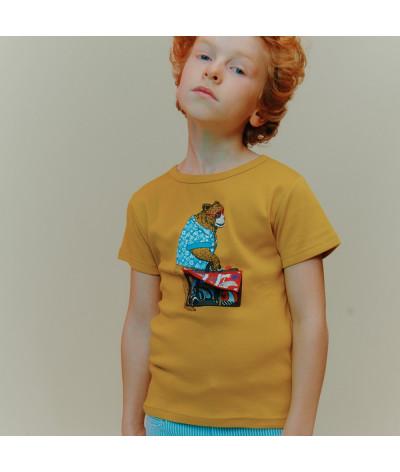 T-Shirt Bon Voyage Gold