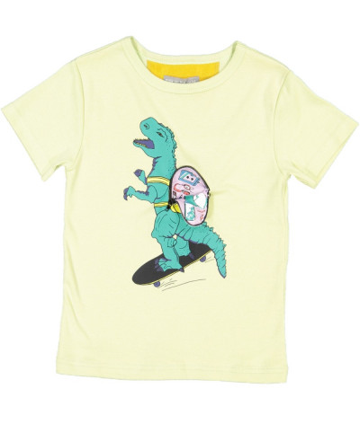 T-Shirt Dino Backpack Jade