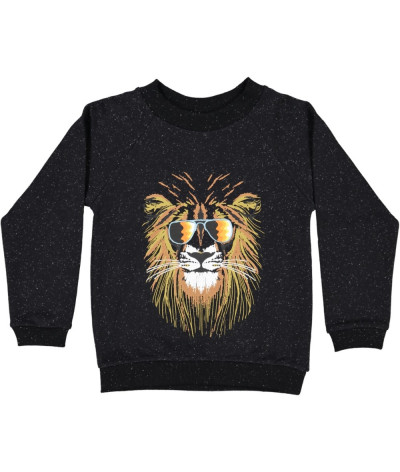 Sweat Shirt Groovy Lion