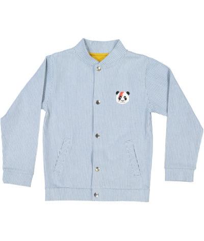Jacket Panda Patchwork