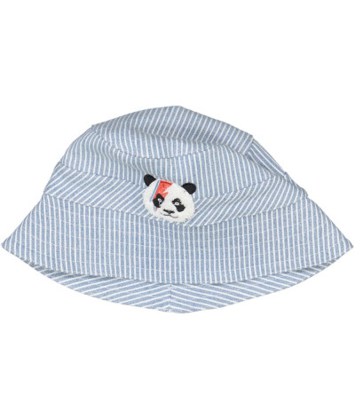Bucket hat Panda Patchwork