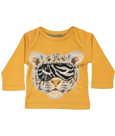 Baby T-Shirt Jungle Night