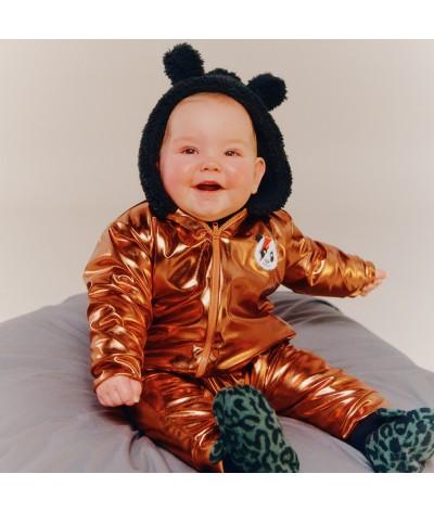Baby jumpsuit Bronze