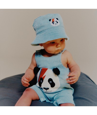 Jumpsuit Panda